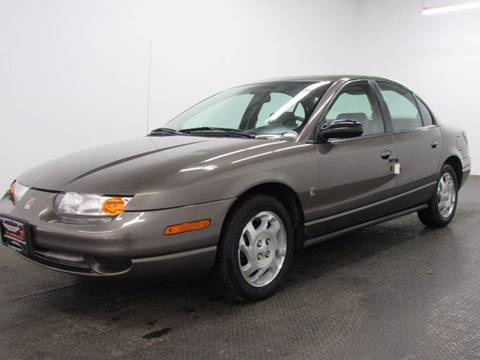 2000 Saturn S-Series for sale at Automotive Connection in Fairfield OH
