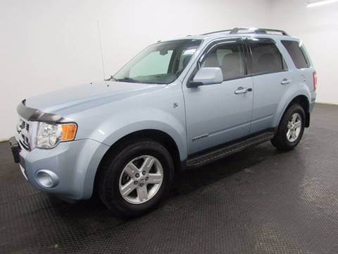 2008 Ford Escape Hybrid for sale in Fairfield, OH