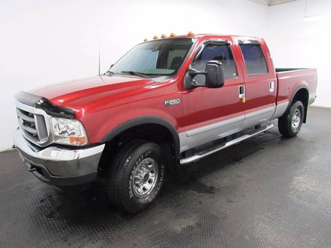 2003 Ford F-250 Super Duty for sale in Fairfield, OH