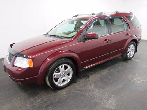 2005 Ford Freestyle for sale at Automotive Connection in Fairfield OH