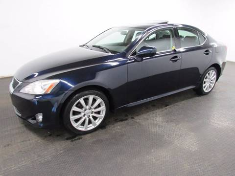 2006 Lexus IS 250 for sale in Fairfield, OH
