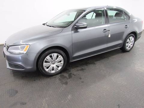 2014 Volkswagen Jetta for sale in Fairfield, OH