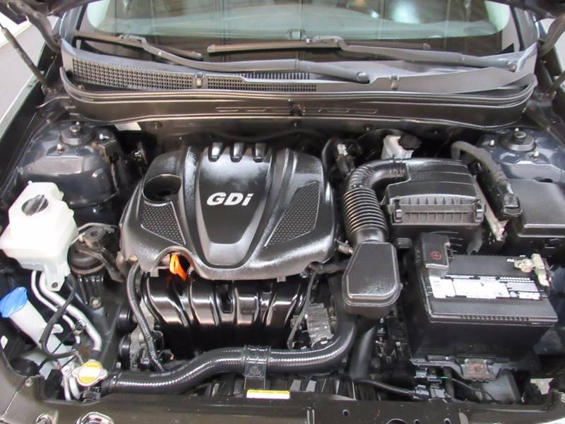 2011 Hyundai Sonata Gls 4dr Sedan In Fairfield Oh Automotive