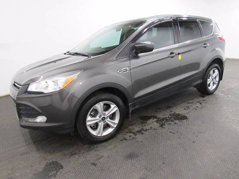 2015 Ford Escape for sale at Automotive Connection in Fairfield OH