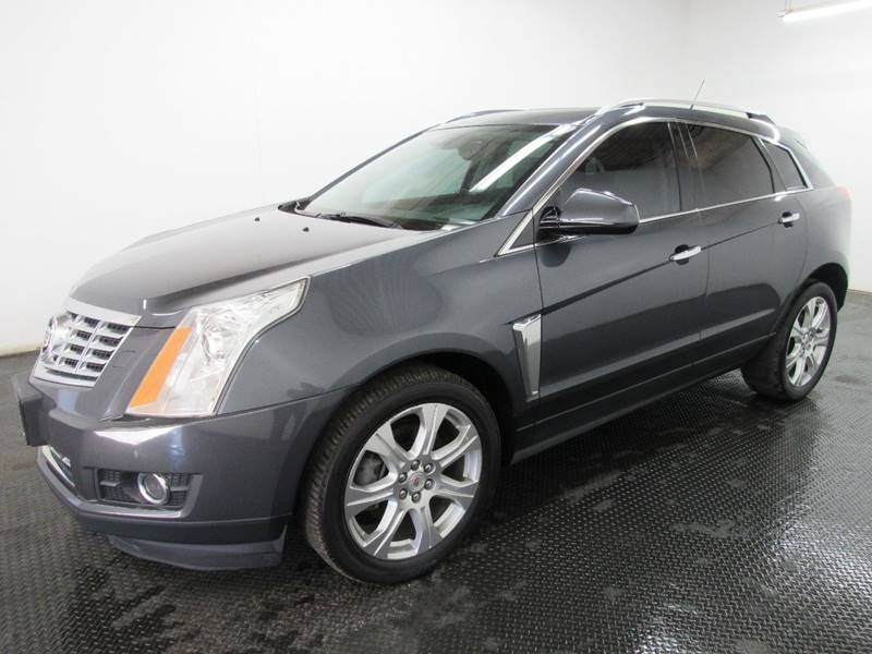 2013 cadillac srx awd performance collection 4dr suv in fairfield oh automotive connection. Black Bedroom Furniture Sets. Home Design Ideas
