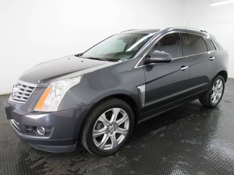 2013 Cadillac SRX for sale at Automotive Connection in Fairfield OH