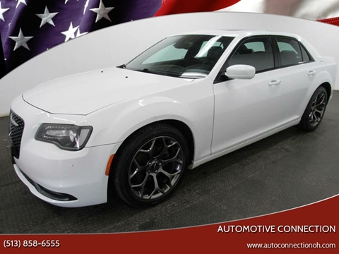 2015 Chrysler 300 for sale at Automotive Connection in Fairfield OH