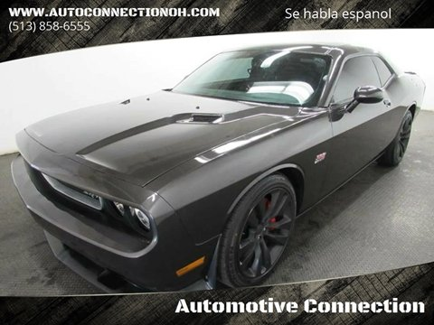 2013 Dodge Challenger for sale at Automotive Connection in Fairfield OH