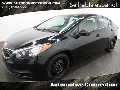 2014 Kia Forte for sale at Automotive Connection in Fairfield OH