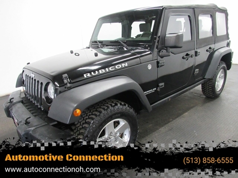 2008 Jeep Wrangler Unlimited for sale in Fairfield, OH