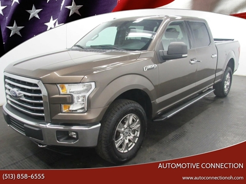 2015 Ford F-150 for sale at Automotive Connection in Fairfield OH