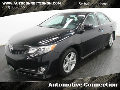 2014 Toyota Camry for sale at Automotive Connection in Fairfield OH