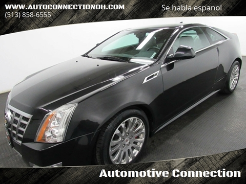 2012 Cadillac CTS for sale at Automotive Connection in Fairfield OH