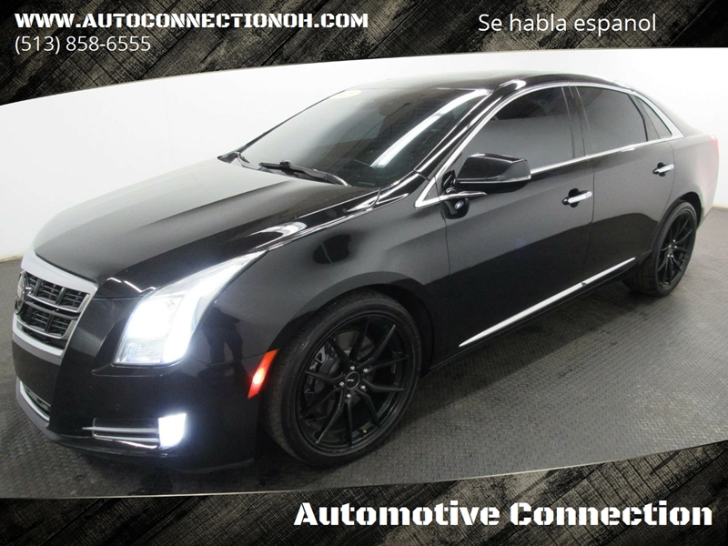 2015 Cadillac Xts Platinum In Fairfield Oh Automotive Connection