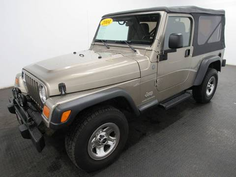 2004 Jeep Wrangler For Sale In Fairfield, OH