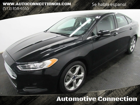 2016 Ford Fusion for sale in Fairfield, OH