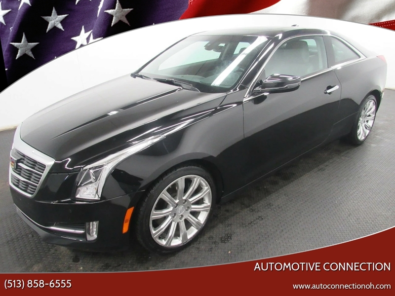2016 Cadillac Ats 2 0t Luxury Collection In Fairfield Oh