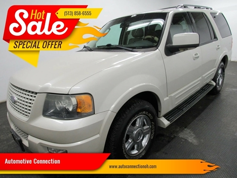 2005 Ford Expedition for sale at Automotive Connection in Fairfield OH