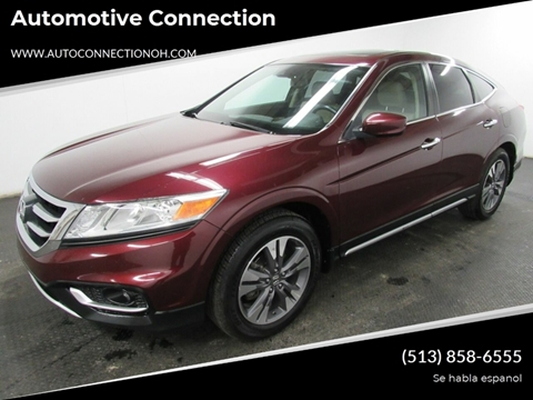 2013 Honda Crosstour for sale in Fairfield, OH