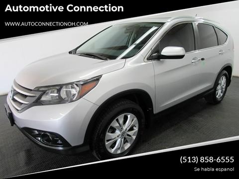 2013 Honda CR-V for sale in Fairfield, OH