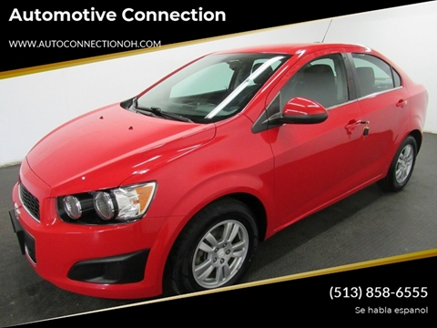 2015 Chevrolet Sonic for sale in Fairfield, OH