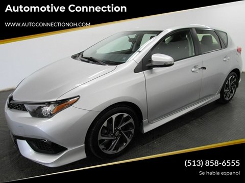 2016 Scion iM for sale in Fairfield, OH