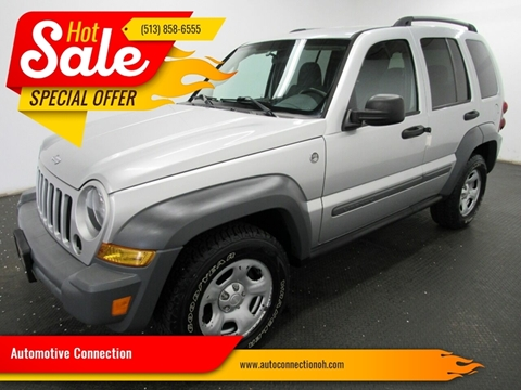 2005 Jeep Liberty for sale in Fairfield, OH