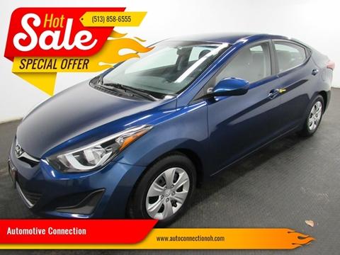 2016 Hyundai Elantra for sale in Fairfield, OH