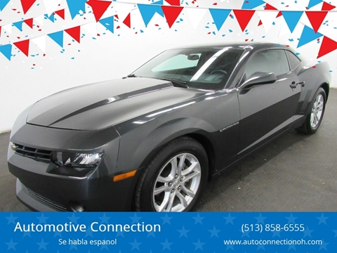 2015 Chevrolet Camaro for sale in Fairfield, OH