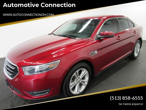 2015 Ford Taurus for sale in Fairfield, OH