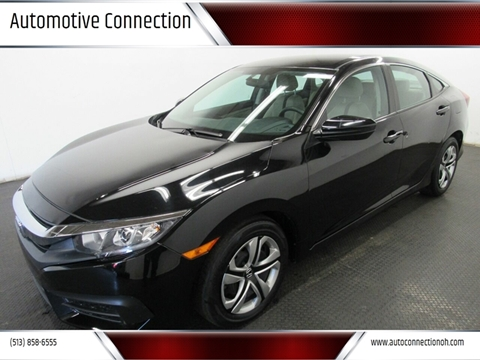 2017 Honda Civic for sale in Fairfield, OH