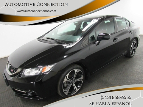 2015 Honda Civic for sale in Fairfield, OH