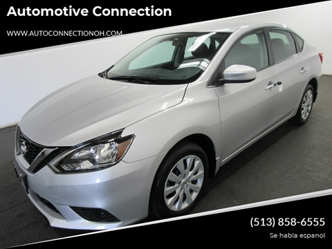 2019 Nissan Sentra for sale at Automotive Connection in Fairfield OH