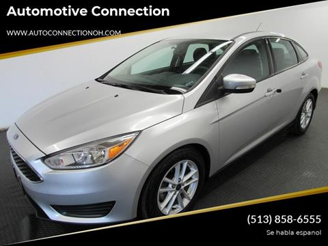 2016 Ford Focus for sale in Fairfield, OH