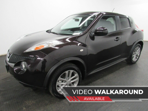 2014 Nissan JUKE for sale at Automotive Connection in Fairfield OH