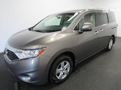 2016 Nissan Quest for sale in Fairfield, OH