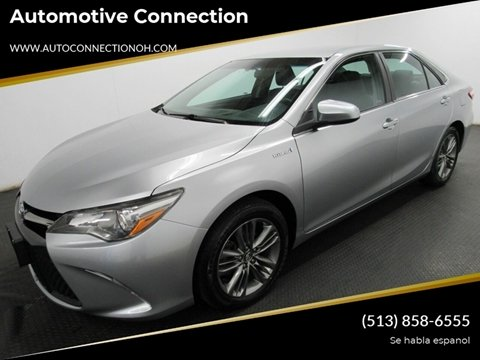 2016 Toyota Camry Hybrid for sale at Automotive Connection in Fairfield OH