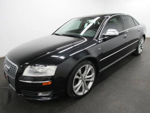 2008 Audi S8 for sale in Fairfield, OH