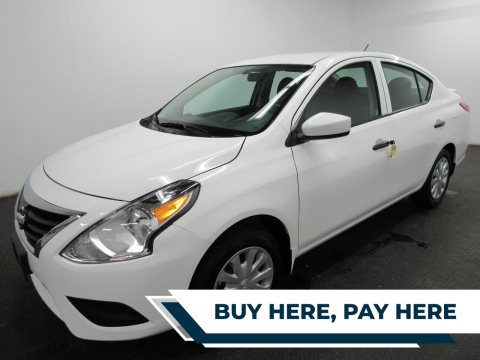 2019 Nissan Versa for sale at Automotive Connection in Fairfield OH
