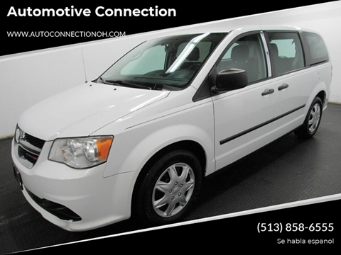 2014 Dodge Grand Caravan for sale at Automotive Connection in Fairfield OH