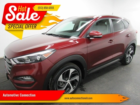 2016 Hyundai Tucson for sale at Automotive Connection in Fairfield OH