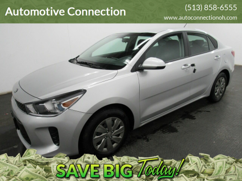 2019 Kia Rio for sale at Automotive Connection in Fairfield OH
