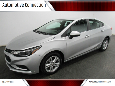 2017 Chevrolet Cruze for sale at Automotive Connection in Fairfield OH