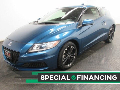 2015 Honda CR-Z for sale at Automotive Connection in Fairfield OH