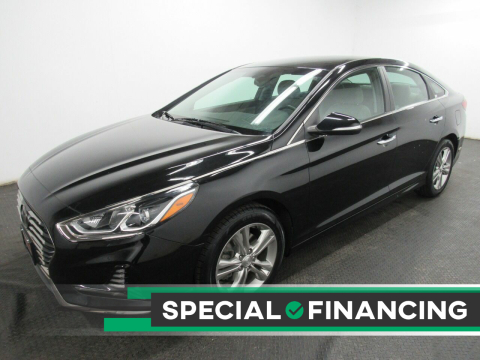 2018 Hyundai Sonata for sale at Automotive Connection in Fairfield OH