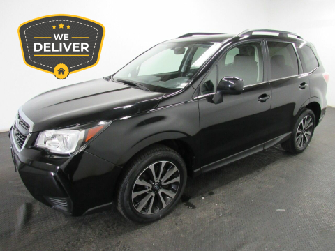 2017 Subaru Forester for sale at Automotive Connection in Fairfield OH