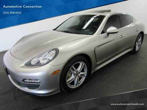 2010 Porsche Panamera for sale at Automotive Connection in Fairfield OH