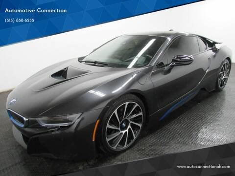 2014 BMW i8 for sale at Automotive Connection in Fairfield OH