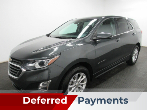 2018 Chevrolet Equinox for sale at Automotive Connection in Fairfield OH