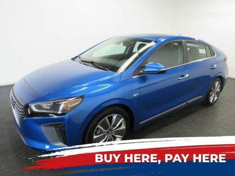 2017 Hyundai Ioniq Hybrid for sale at Automotive Connection in Fairfield OH